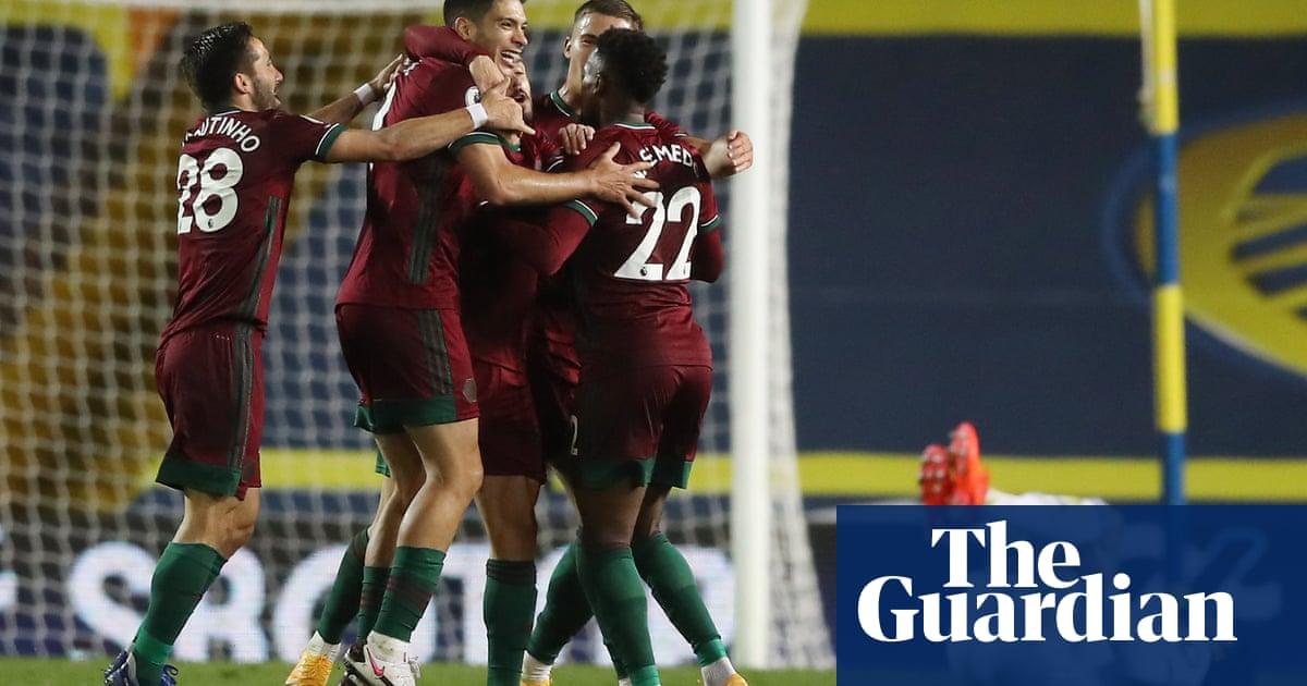 Raúl Jiménezs deflected strike at Leeds earns a precious away win for Wolves