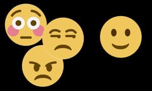 'Emojis? Really?'