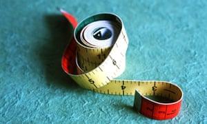 Imperial/metric measuring tape