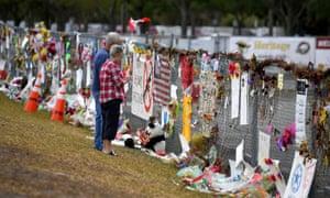 Florida school shooting: at least 17 people dead on 'horrific