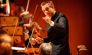 One of the Manfred symphony's major interpreters … Vasily Petrenko. Photo: Barbara Davidson/LA Times via Getty Images