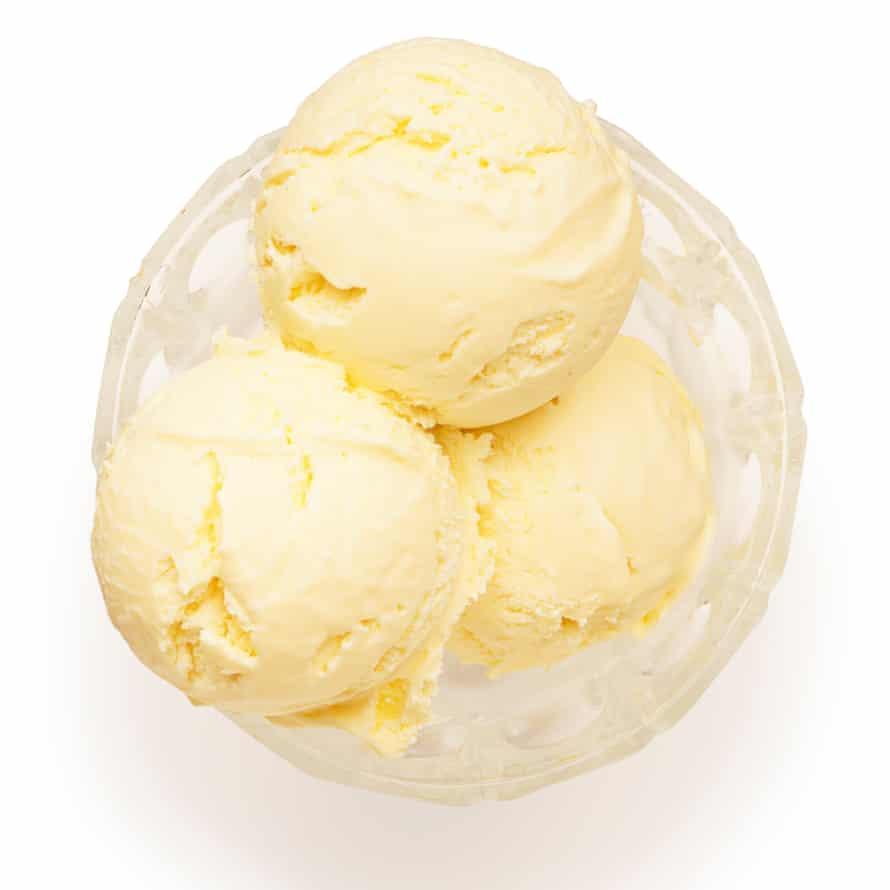 The perfect ... no-churn ice-cream.