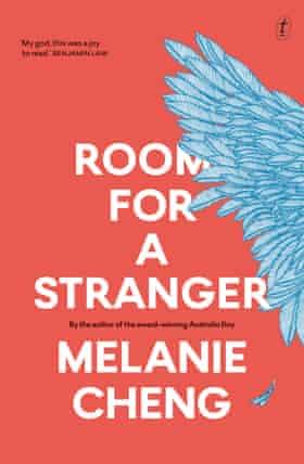 cover image for melanie cheng's room for a stranger