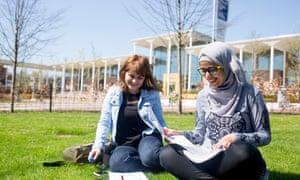 30,000 students study at Nottingham Trent University.