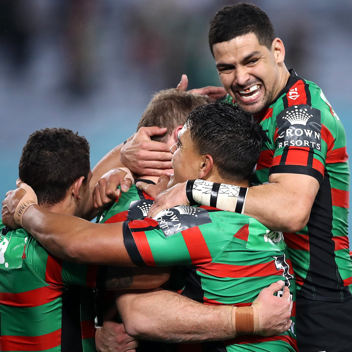 Nrl South Sydney Rabbitohs V Brisbane Broncos As It Happened Sport The Guardian