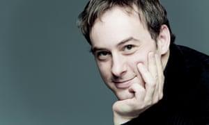 the harpsichordist Jonathan Cohen.