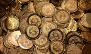 Criminal gangs are said to prefer payment in bitcoins because the virtual currency cannot be traced