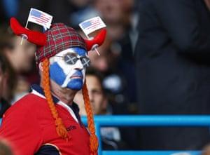 A bonnie bonnet for this Scotland fan