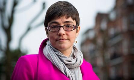 Sarah Hayward Labour leader of Camden