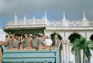 Prisoners Pinar del Rio, Cuba 1992