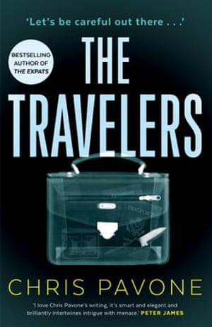 Jacket for The Travelers