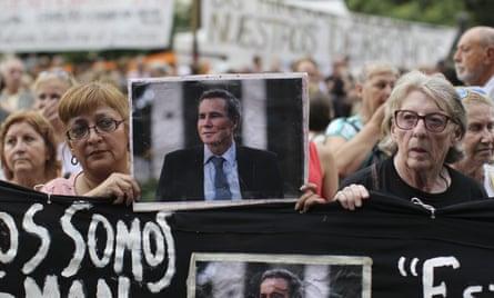 Alberto Nisman Buenos Aires Argentina