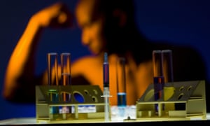 Anabolic steroid use in on the rise
