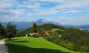 Lešnik tourist farm, Slovenia