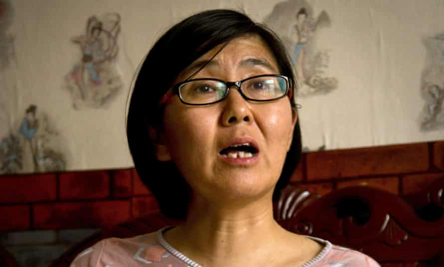 Wang Yu, a lawyer with the Fengrui practice, who has been arrested by the Chinese authorities.