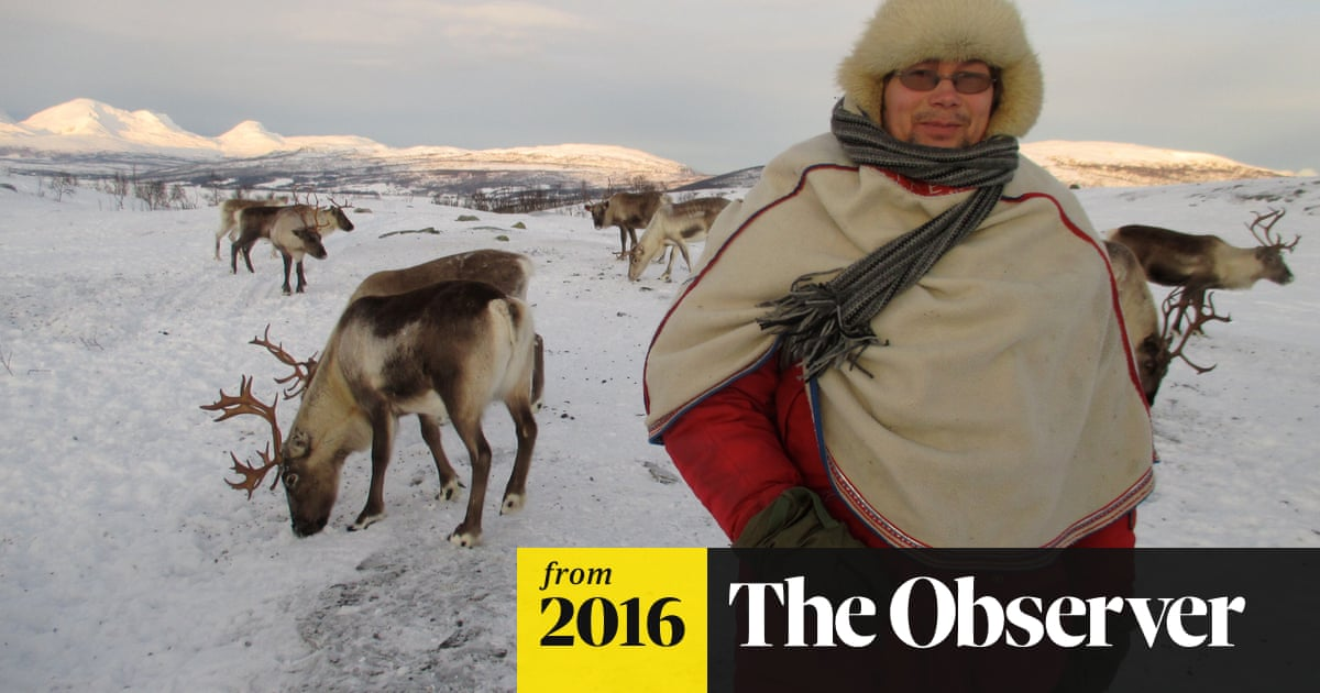 d554e969622 Sami reindeer herders battle conservationists and miners to cling on to  Arctic culture