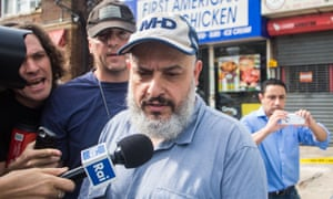Mohammad Rahami, the father of Ahmad Khan Rahami: 'My son's bad act … caused bad impression about Islam, which stands for peace.'