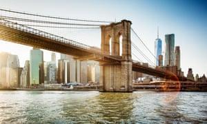 Brooklyn Bridge: 'it amazed then as it still does today.'