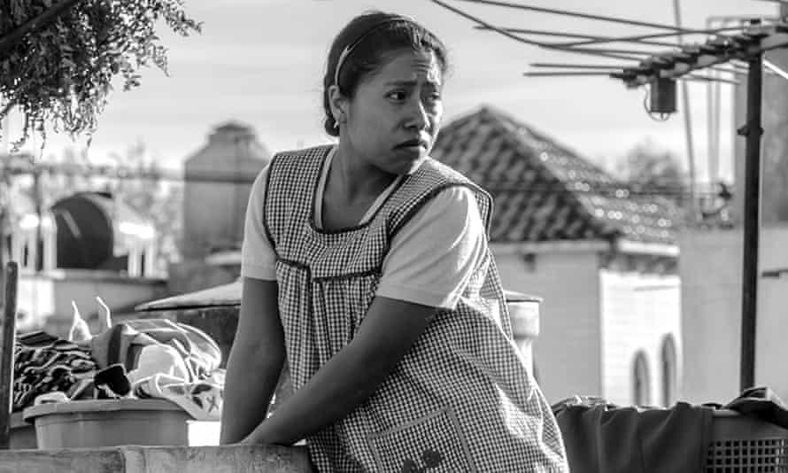 Yalitza Aparicio, who was Oscar nominated for Roma.
