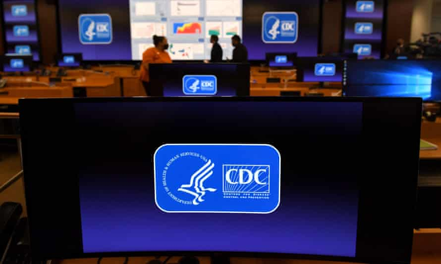 The US Centers for Disease Control and Prevention (CDC) is expected to issue new masking guidance this afternoon.