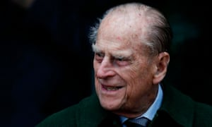 Prince Philip leaves hospital after hip surgery | UK news