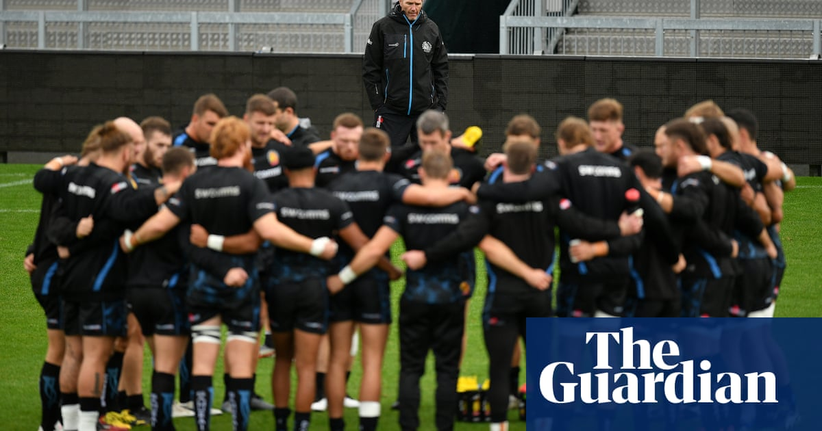 Rob Baxter seeks big Exeter-type display against Wasps to seal double