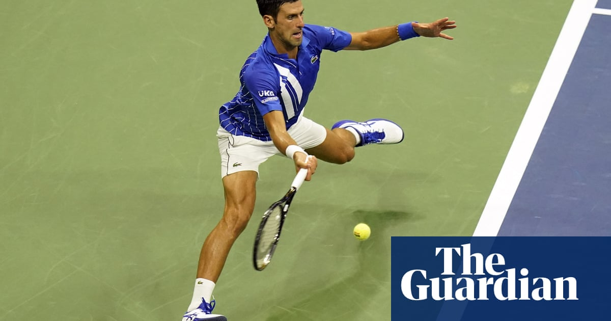 Novak Djokovic gets off to flier to set up clash with Kyle Edmund at US Open