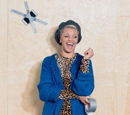 Broadcaster Gemma Cairney