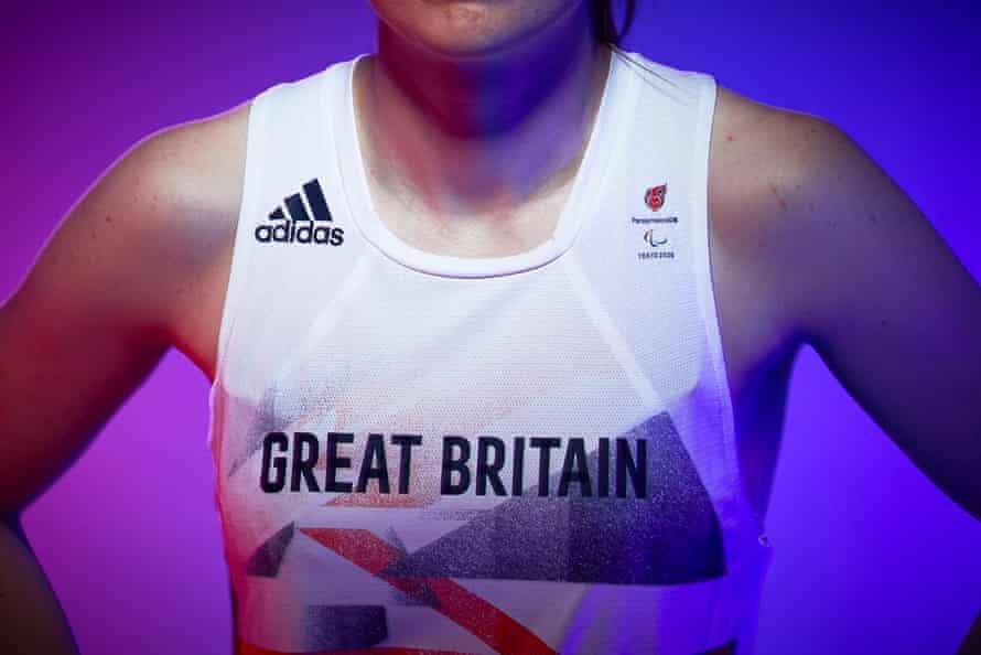 الألعاب البارالمبية GB Wear.