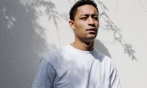 Happy to wear his heart on his sleeve … Loyle Carner