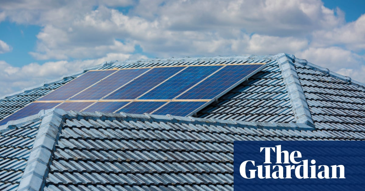 Renewables meet 50% of electricity demand on Australia's power grid for first time