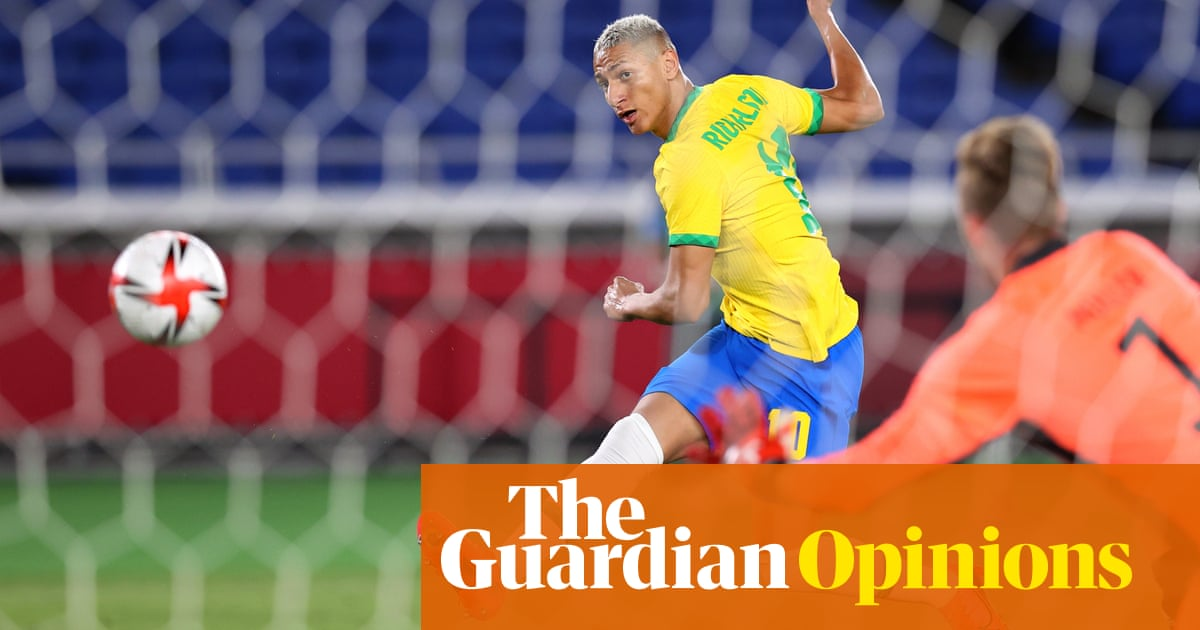 Football's Olympic status is too much of a joke for it to remain in the Games