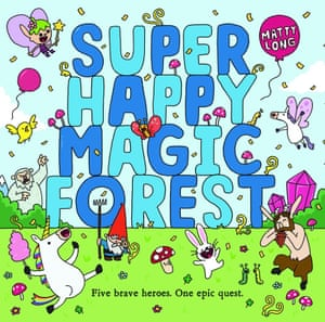 SuperHappyMagicForest cover