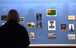 Some of the postcards are unique, others are editions and a few were mass produced.