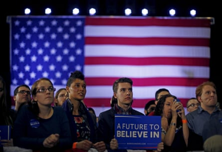 Bernie Sanders has proven to be inordinately popular among younger voters