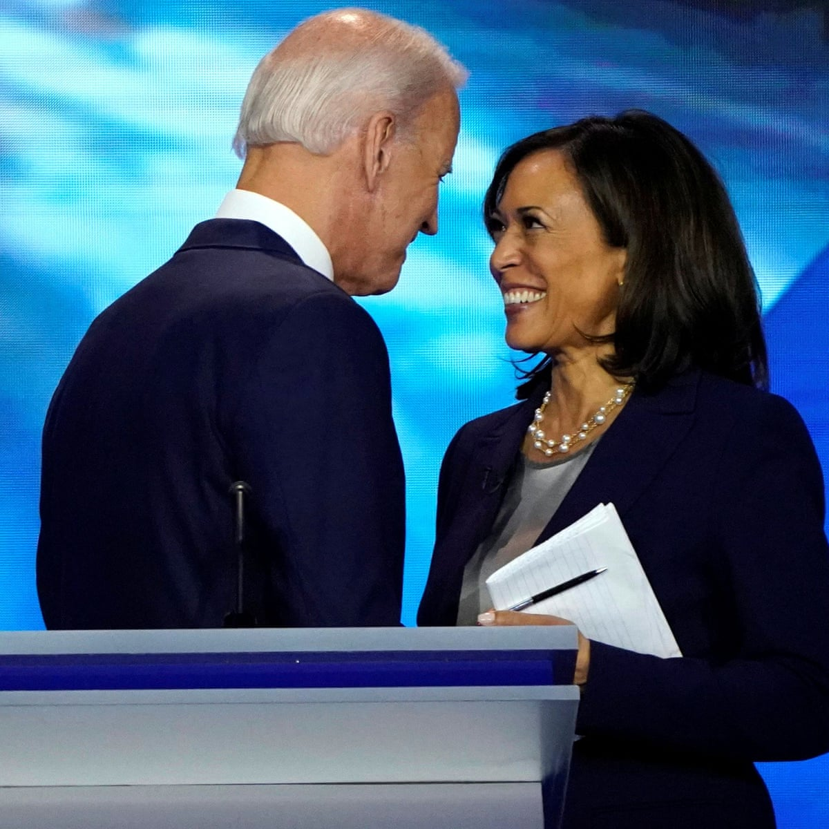 Joe Biden Needs More Than Virtue To Win He Will Have To Pick An Exciting Vice President Global The Guardian He described how, in 1972, he had just been elected a senator. joe biden needs more than virtue to win