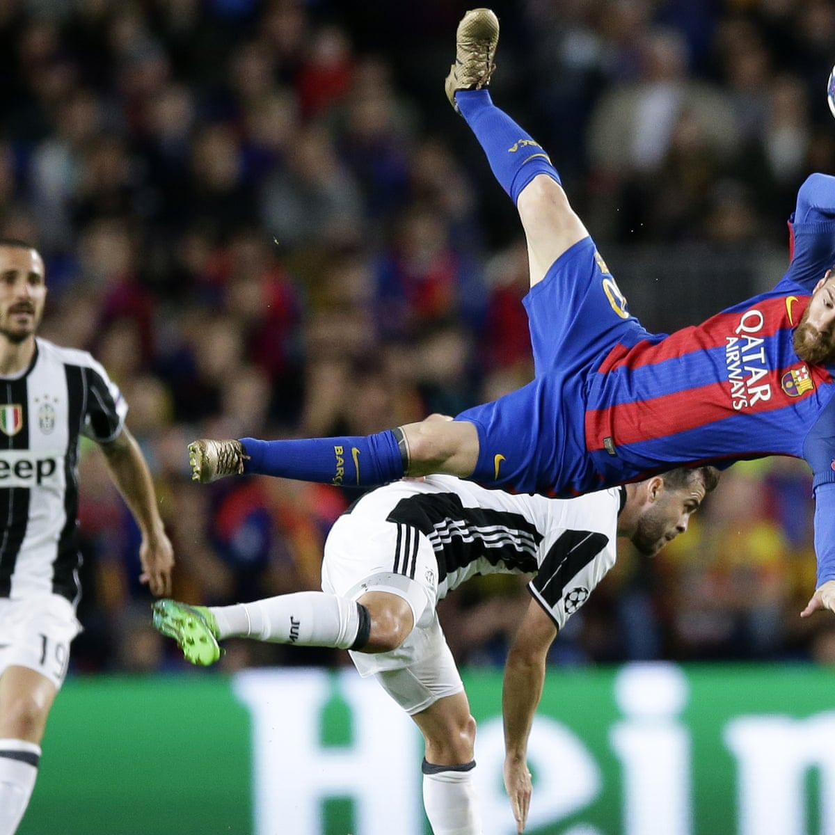 Barcelona V Juventus Champions League Quarter Final As It Happened Football The Guardian