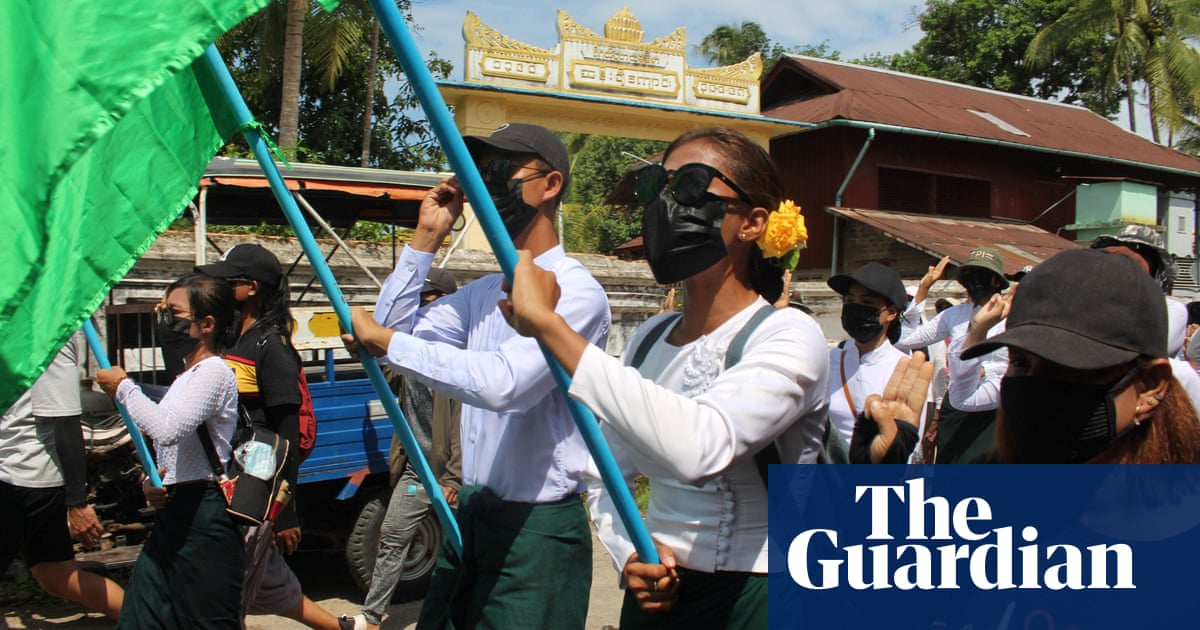 Myanmar's military rulers suspend more than 125,000 teachers for opposing coup