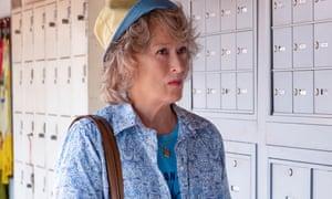 Meryl Streep stars in The Laundromat