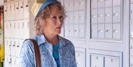 Meryl Streep stars in The Laundromat, directed by Steven Soderbergh.