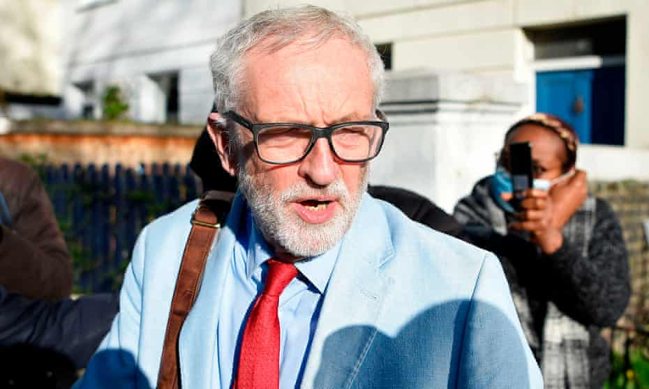Jeremy Corbyn has been readmitted to the Labour party but cannot sit as a Labour MP.