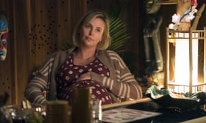 Charlize Theron in Tully.