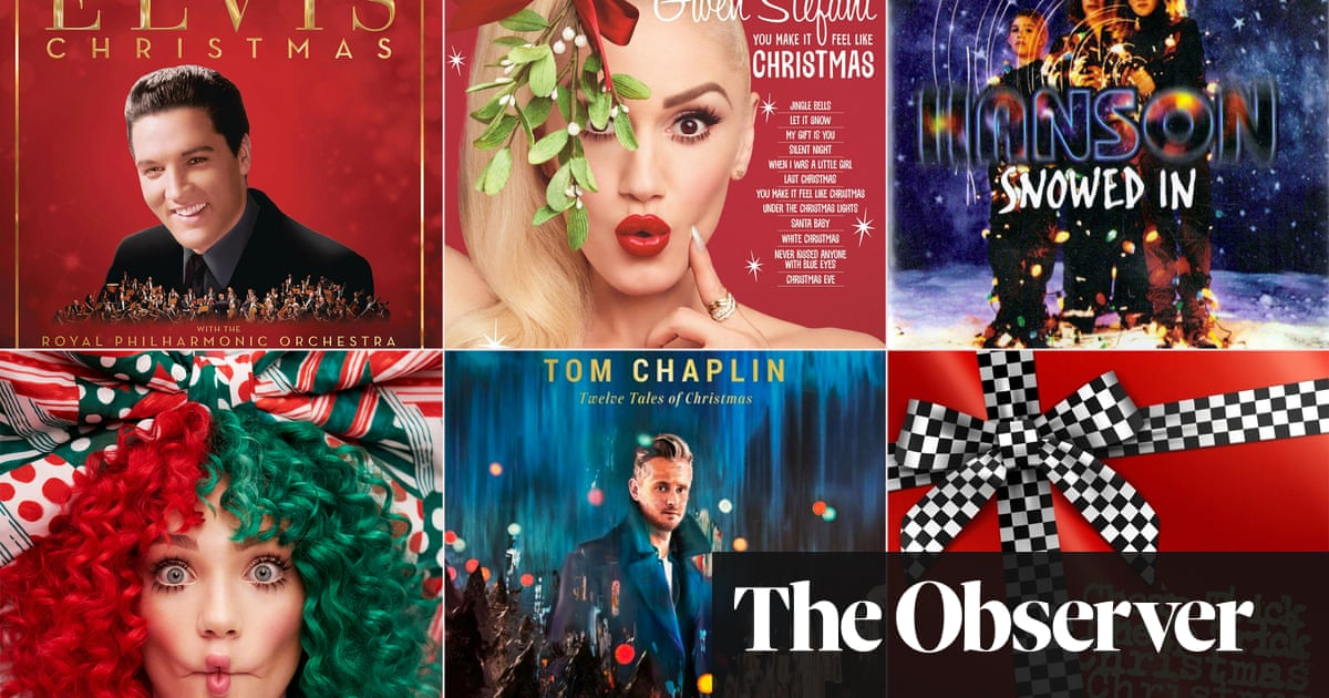 Christmas Album Cover Images.Christmas Album Of 2017 It S Beginning To Look A Lot Like