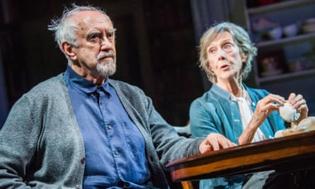 Jonathan Pryce as Andre and Eileen Atkins as Madeleine