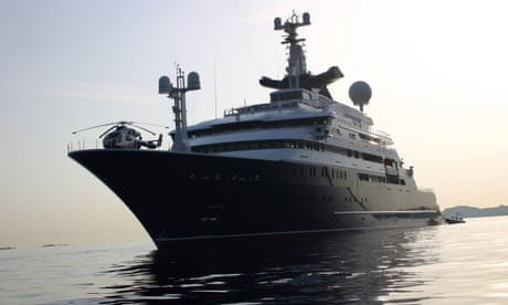 Almost Half Of World S Superyachts Have Uk Or Us Owners Survey