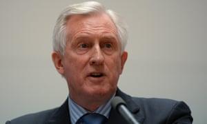 Former Liberal party leader John Hewson
