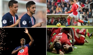 It will be a big season for Ander Herrera and Pablo Sarabia at PSG, Téji Savanier at Montpellier, Victor Osimhen at Lille sign and Dijon.