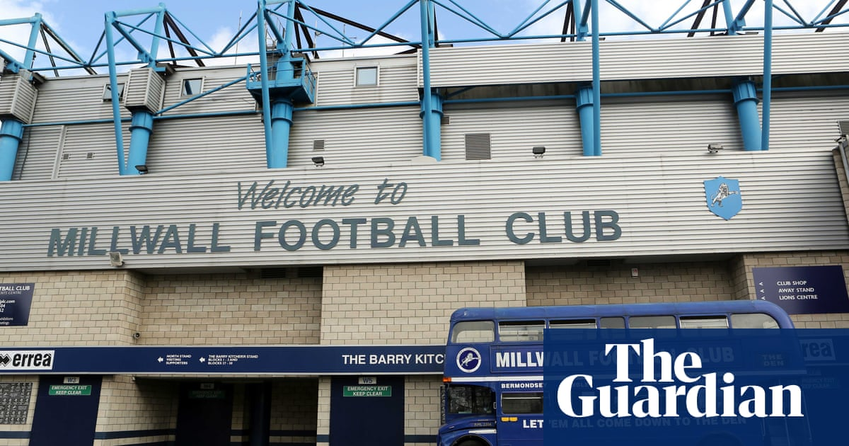 1a7de7c5e How the battle to save Millwall s stadium was won