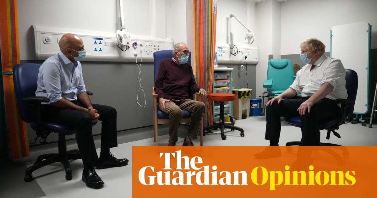 Sajid Javid's threat to sack NHS chiefs is doomed to fail
