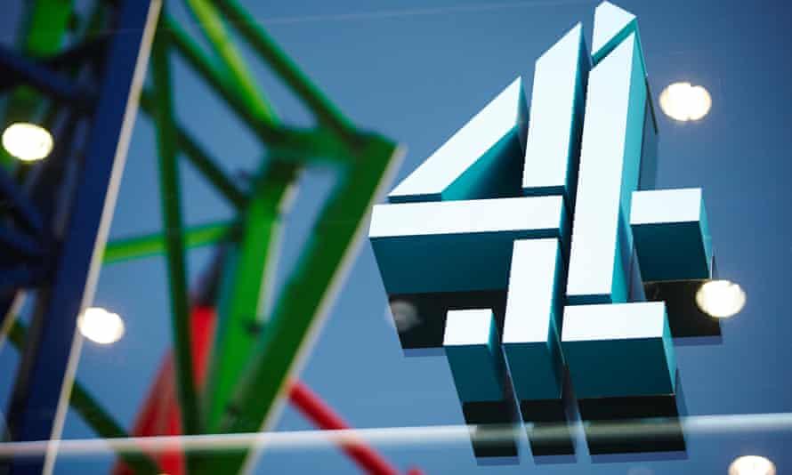 Channel 4 Television Head Quarters, Logo